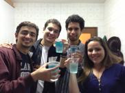 Vinicius Meirelles, Lucas, Eu e Lívia (+ Absinto)