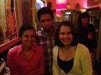 Gabri, Eu e Larissa (E os tacos mais picantes da Espanha)